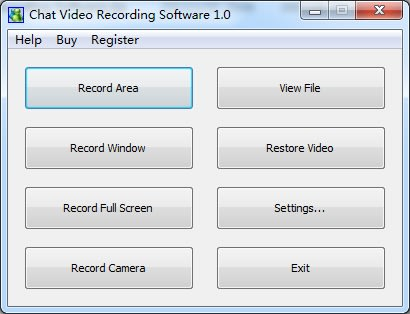 Chat Video Recording Software