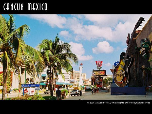 Cancun Wallpaper