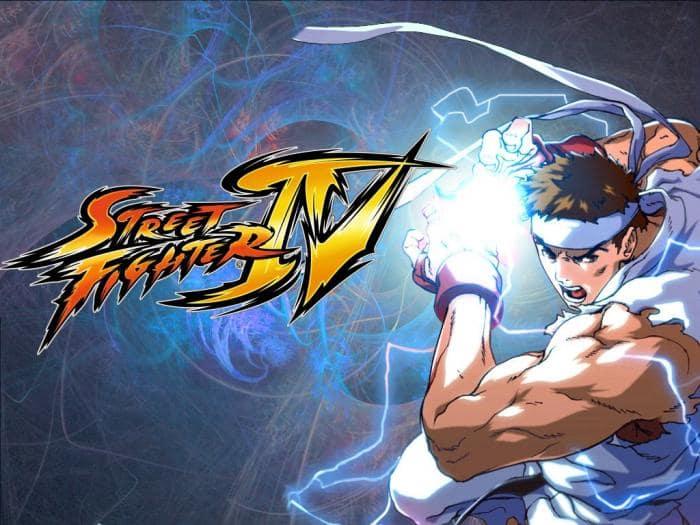 Tapeta Street Fighter 4