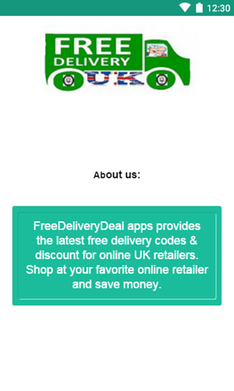 Free Delivery Codes & Deals