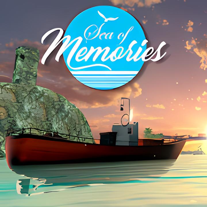 Sea of memories Optical illusions reach VR 1.0