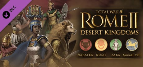 Total War: ROME II - Desert Kingdoms Culture Pack Varies with device