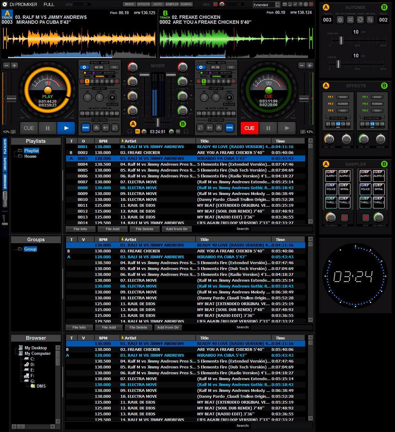 Yamunai Aatrile 96 Version Mp3: DJ ProMixer Free Home Edition