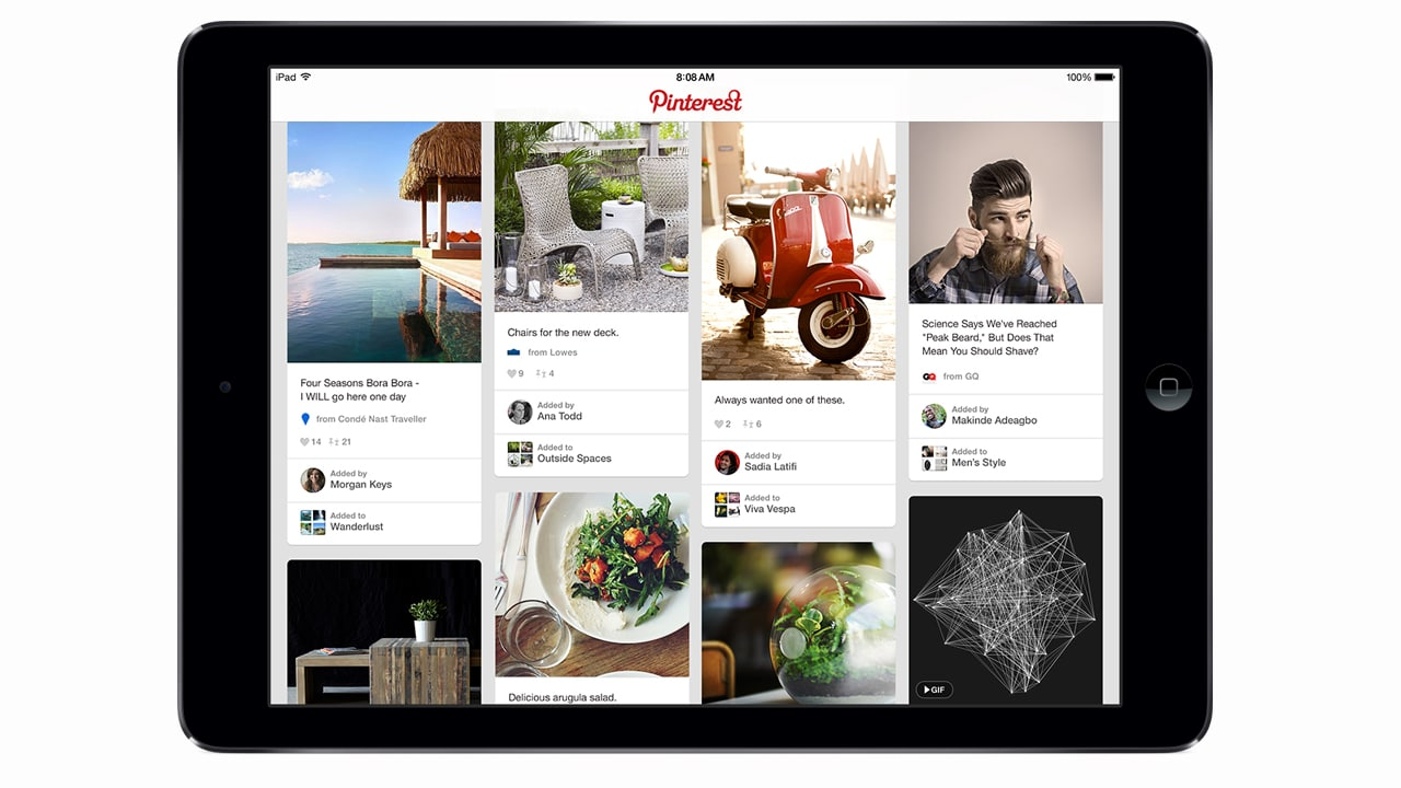 Pinterest for iphone download for Pinterest download