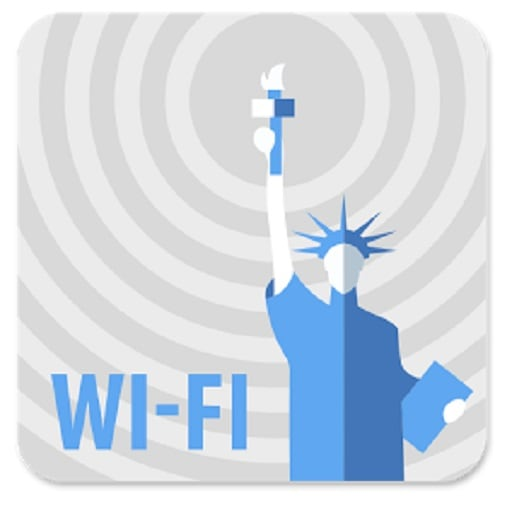 WiFi New York: offline map WiFi