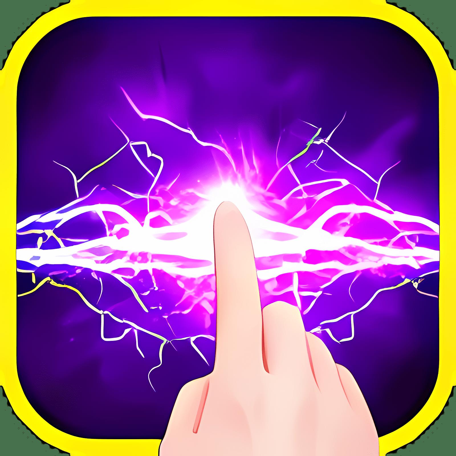 Écran de choc électrique