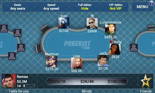 Texas Poker
