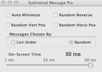 Subliminal Message Pro