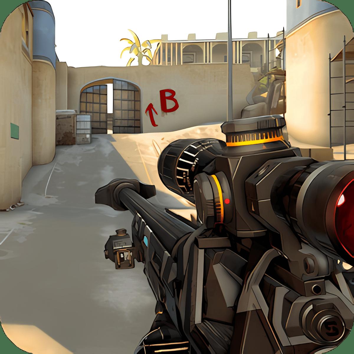 Elite Killer City Sniper