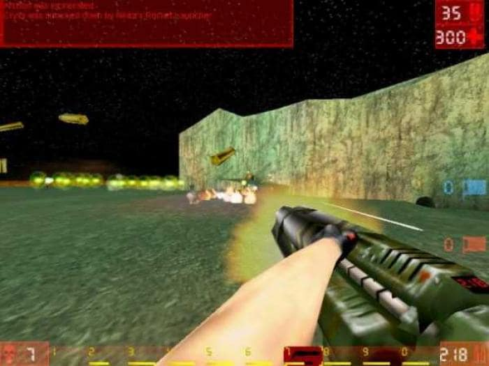 Excessive Overkill (Unreal Tournament)