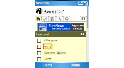 AvantGo