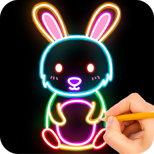 How to draw Glow Zoo 0.9.12