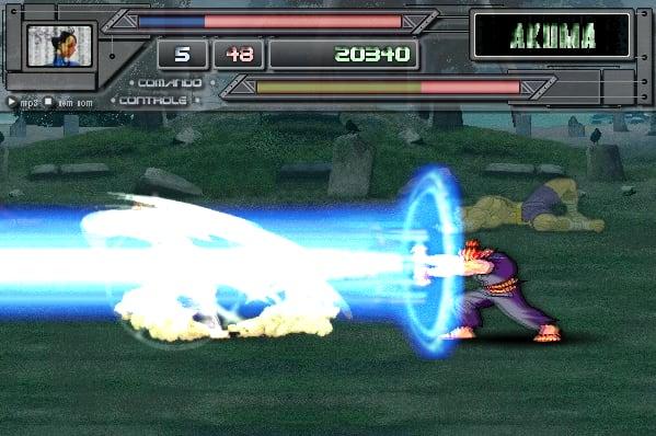 Street Fighter Beat'em Up