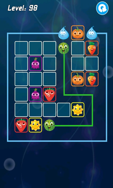 Fruit Frenzy Connect All