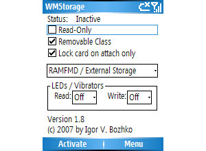 WM5torage