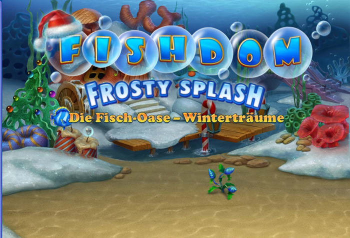 Die Fisch-Oase - Winterträume