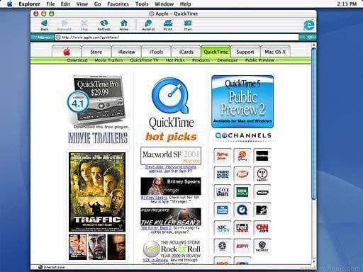 Internet Explorer 5.0 Service Release 1