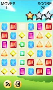 Dinosaur Bejeweled Sweet Gems