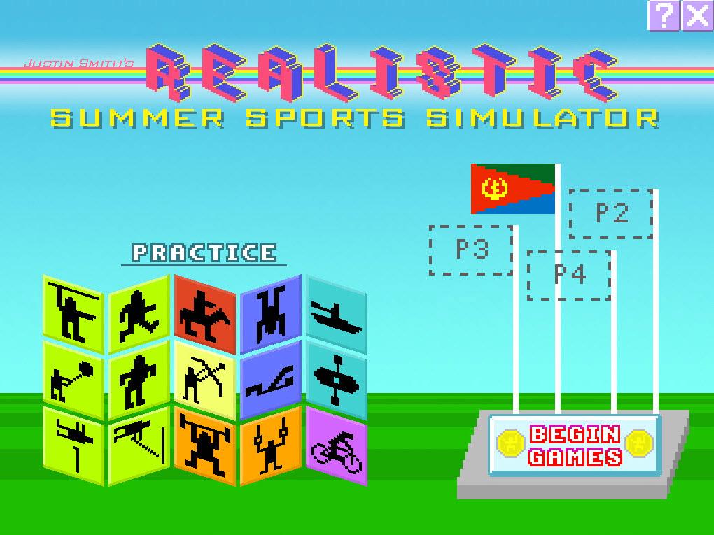 Realistic Summer Sports Simulator - Download