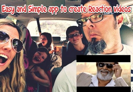 Reaction Video Maker - Shoot