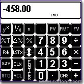 Abacus Financial Calculator