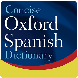 Concise Oxford Spanish Dict TR 4.3.136