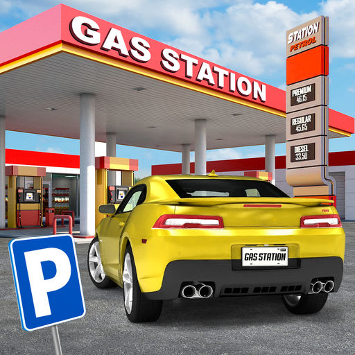 Gas Station: Car Parking Sim 1.0.4