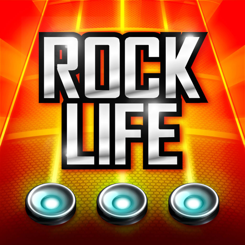 Rock Life - Guitar Hard Tour Rising Star - Be the Online Tap Band Hero Multiplayer Legend 2.1
