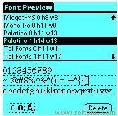 AAA Font Viewer