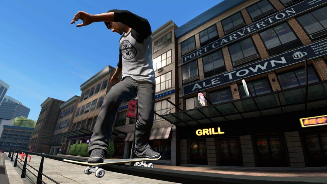 Skateboard Games Pc No Download