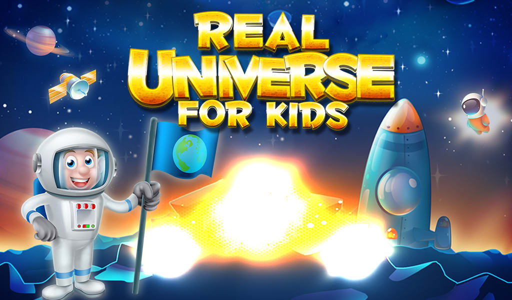 Real Universe For Kids
