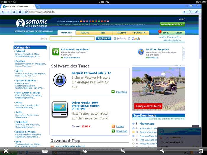 TeamViewer HD