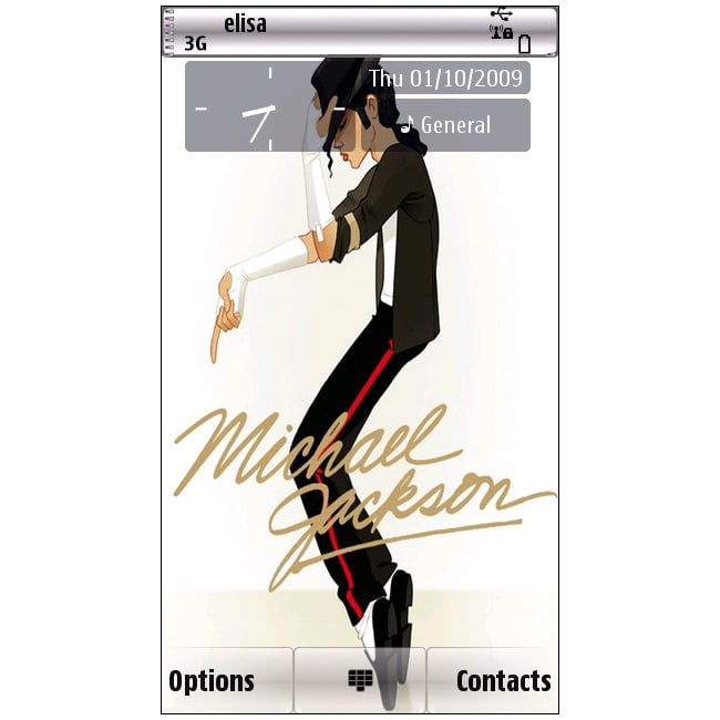 Michael Jackson Theme