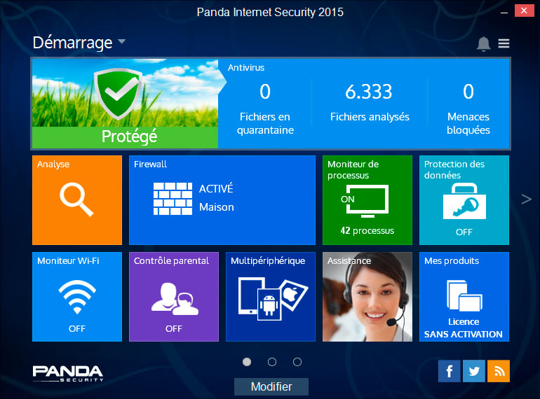 Panda Internet Security