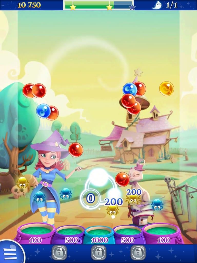 Bubble Witch Saga 2 para Android, descargar gratis. Bubble Witch Saga 2 última  versión: Más caóticos match 3 en esta secuela misteriosa. Bubble Witch Saga...