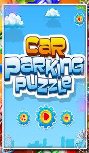 Aparcamiento de coches Puzzle