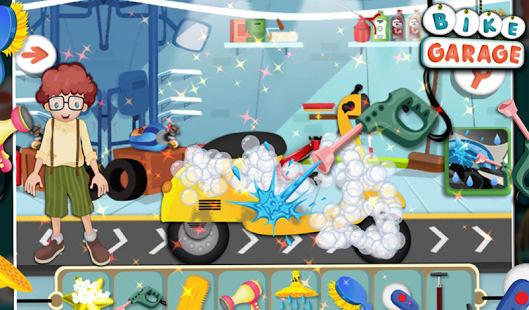Garaje Bike - Fun Juego