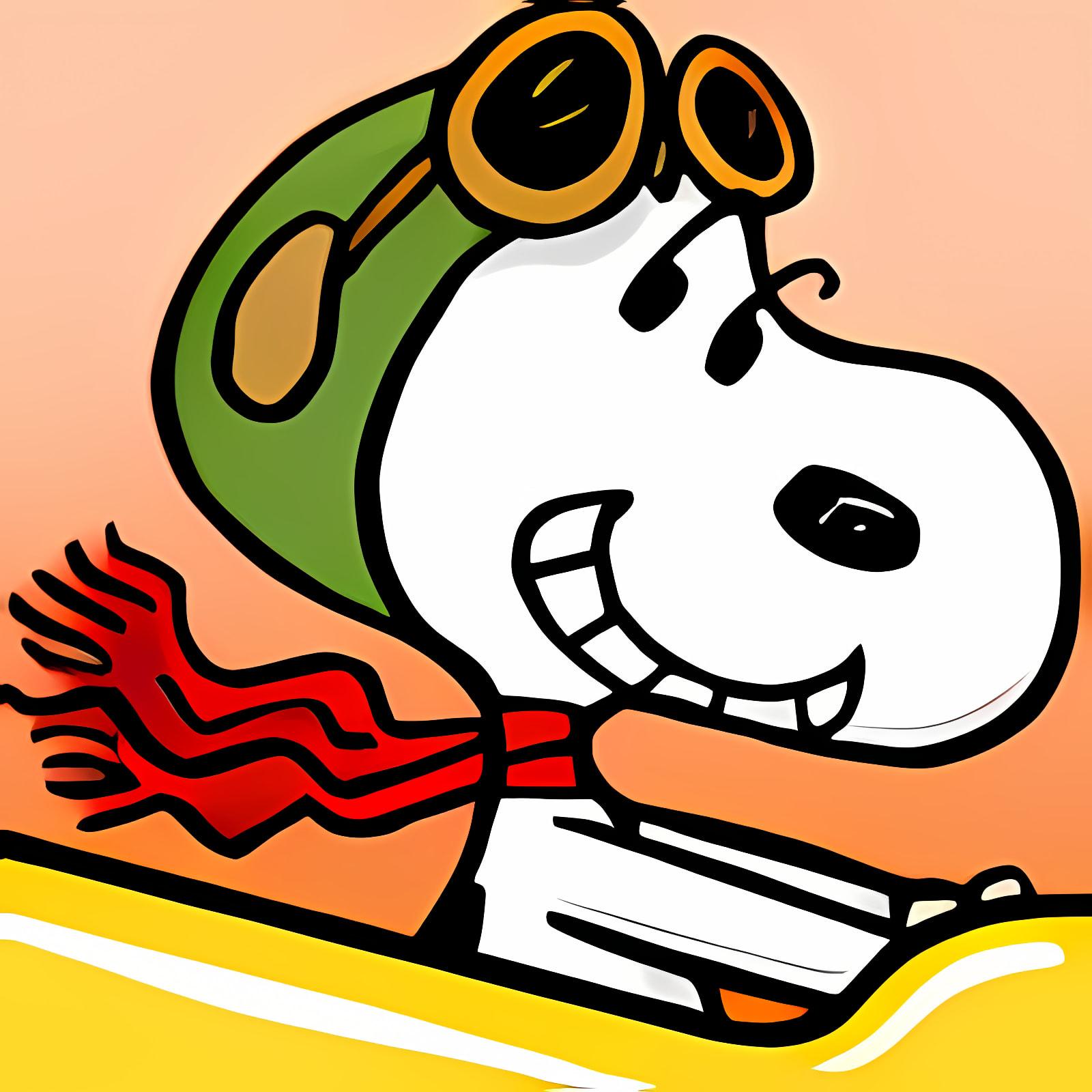 Snoopy Coaster 1.1.1