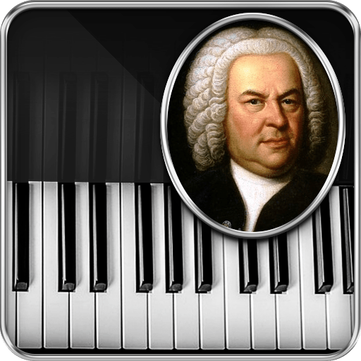 Real Piano Bach 1