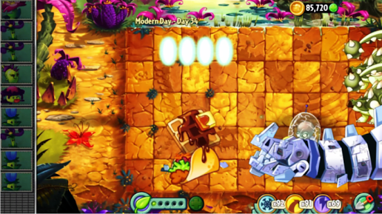 Cheat Plants Vs Zombies 2