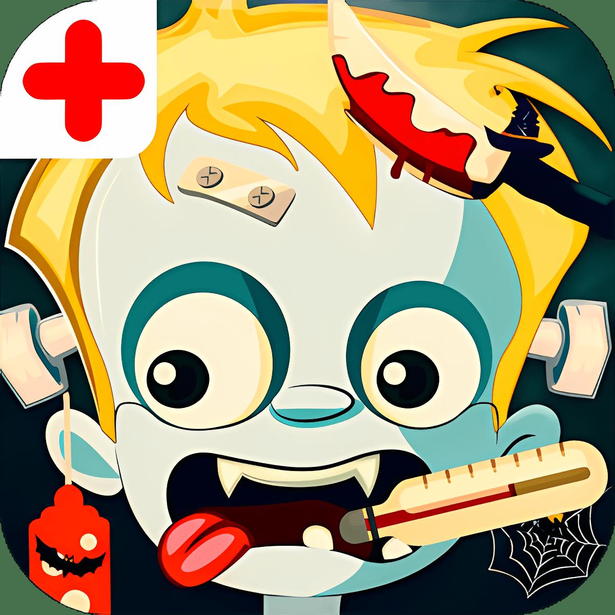 Hospital de Halloween - Juego