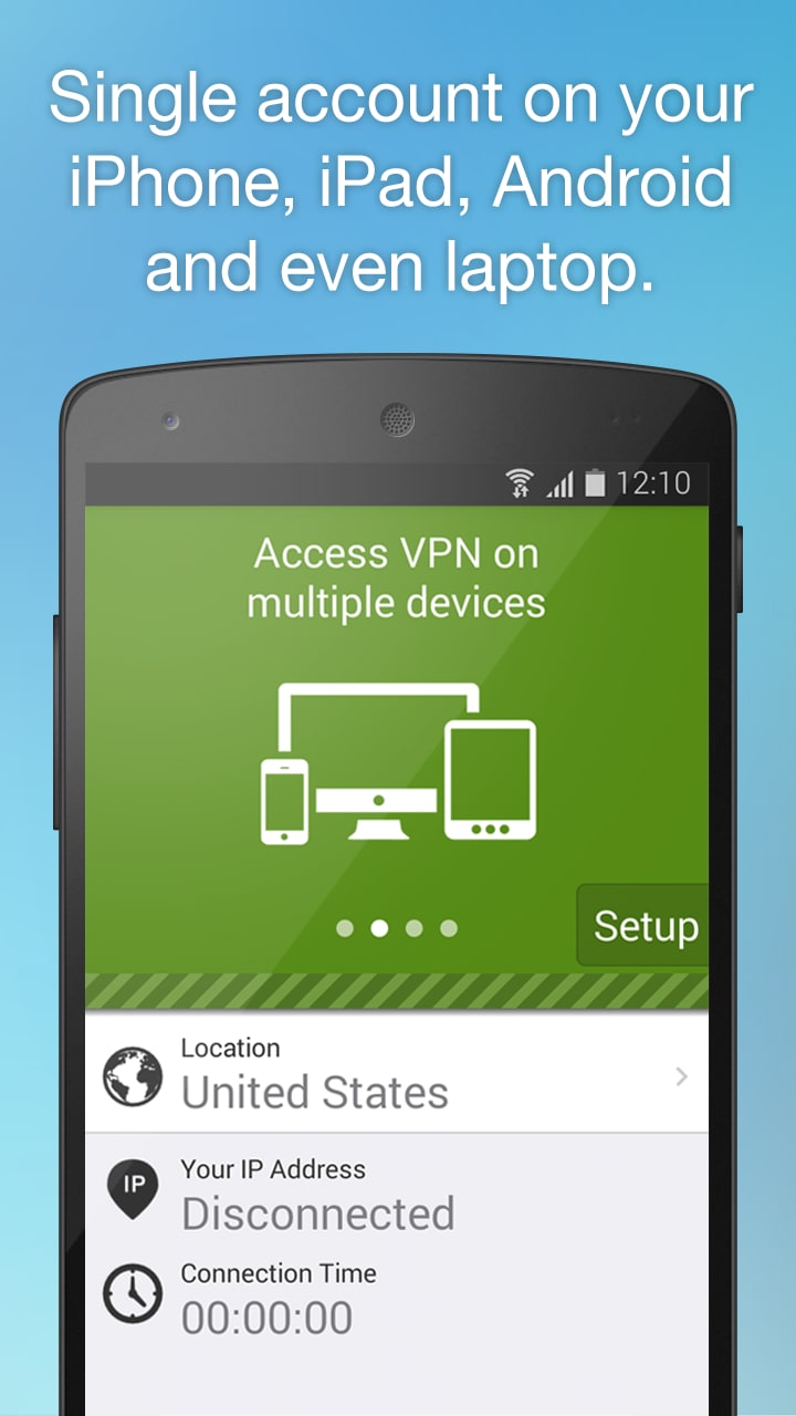 Free VPN Proxy by Seed4.Me