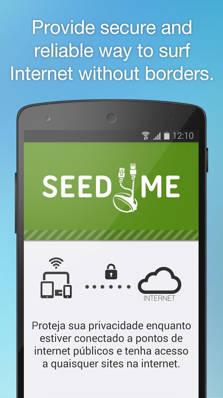 Free VPN Proxy by Seed4.Me