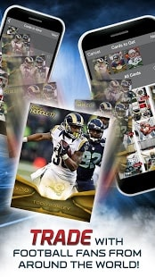NFL HUDDLE: NFL Card Trader