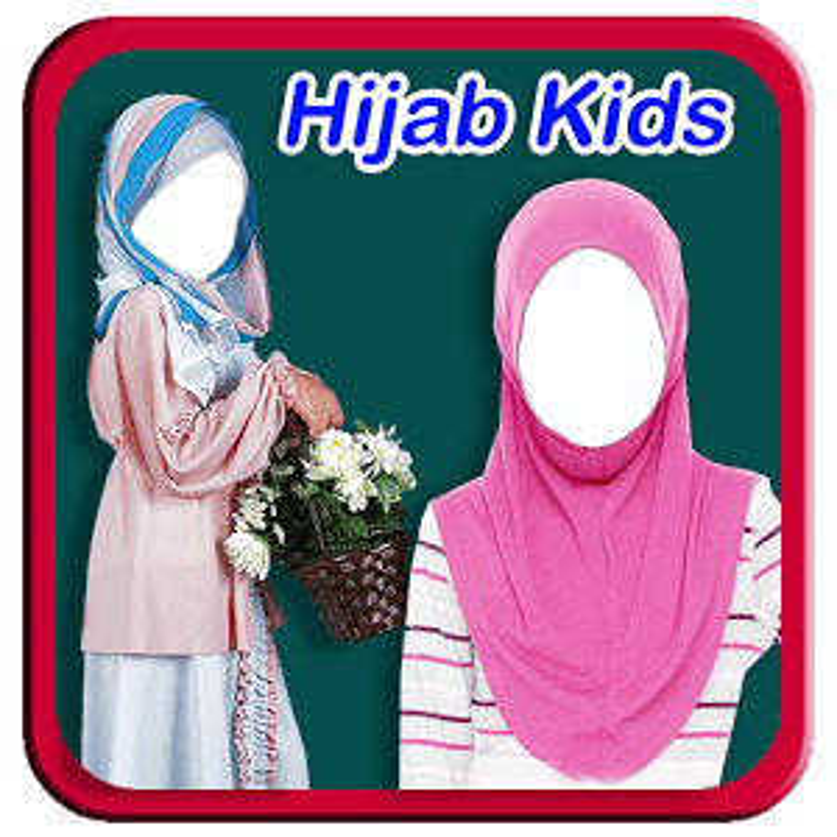 Hijab Kids Photo Suit New 1