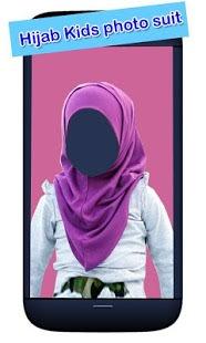 Hijab Kids Photo Suit New
