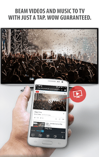 Tubio - Cast Web Videos to TV
