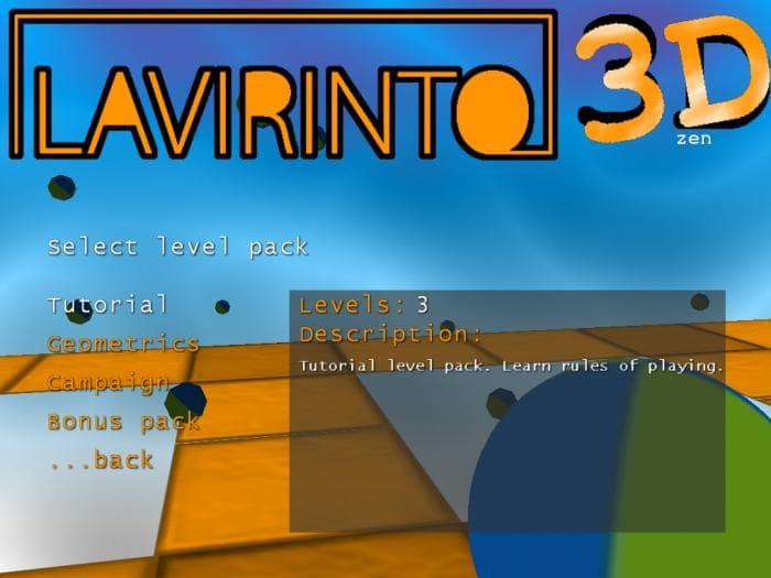 Lavirinto3D