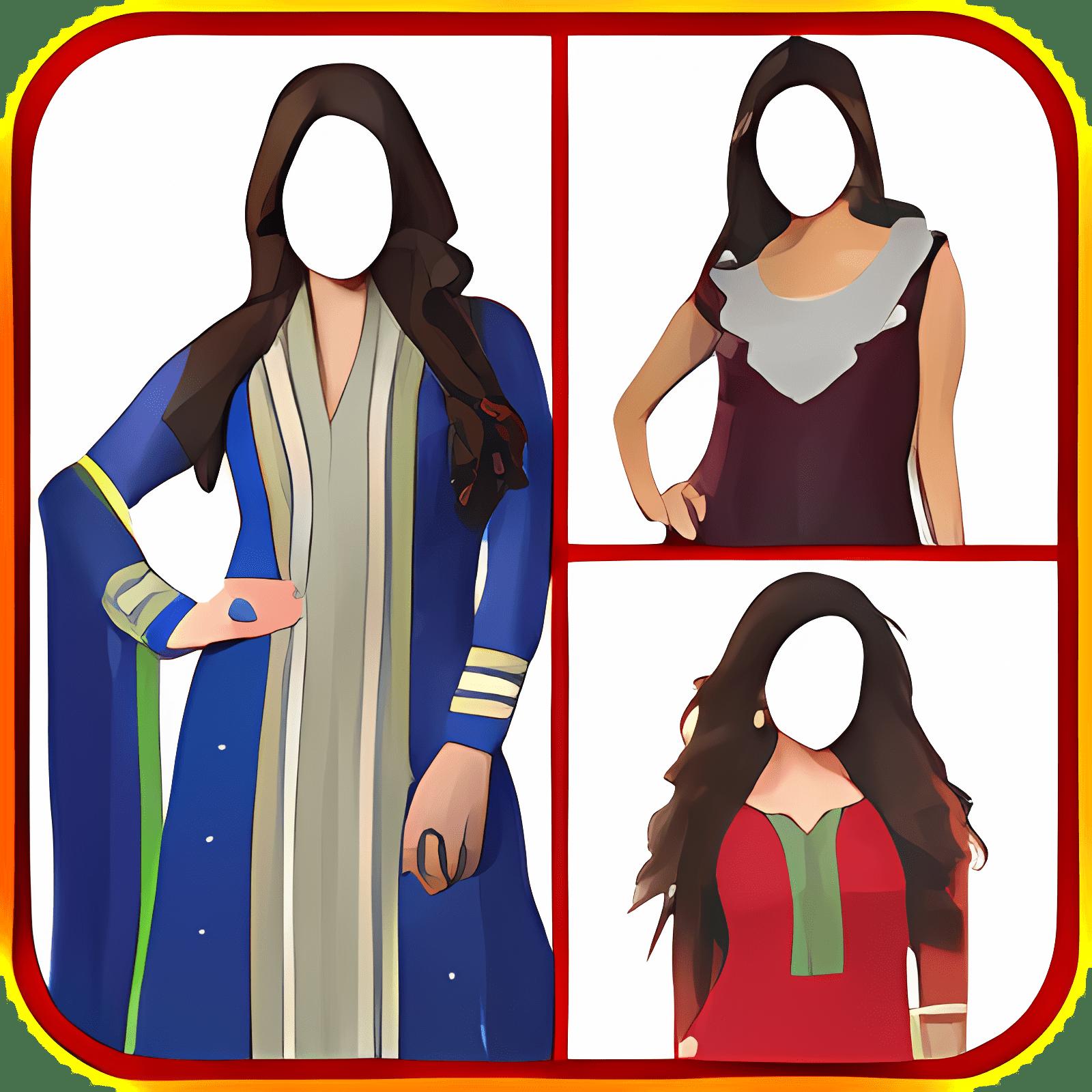 Women Salwar Kameez Photo Maker 1.0