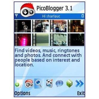 PicoBlogger